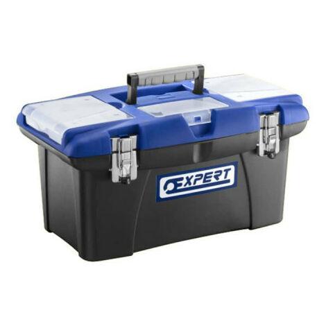 Boite à outils plastique 49 cm EXPERT E010305