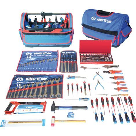 Boite à outils textile 140 pièces