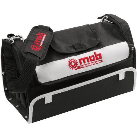 Boite à outils textile pliable flex 415x210x290 mm - Mob/Mondelin