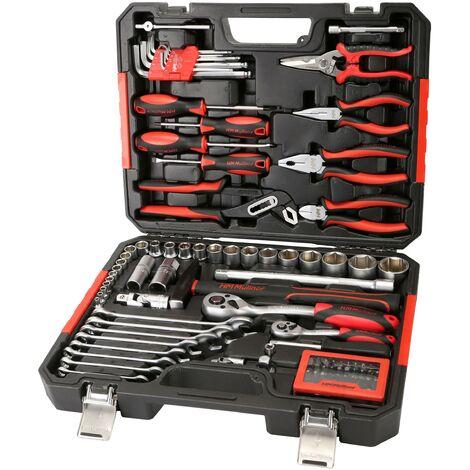 Boîte à outils universelle - 96 pièces