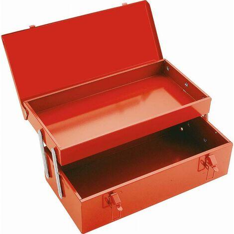Boite a outils vide 2 cases SAM - SAM591PBV