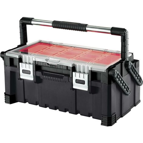 bo te outils vide keter 237785 noir 1 pc s. Black Bedroom Furniture Sets. Home Design Ideas