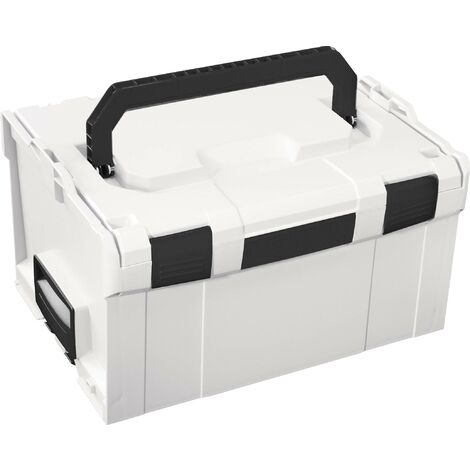 Boîte à outils vide Sortimo L-BOXX 238 600.000.3651 ABS 1 pc(s) S313431