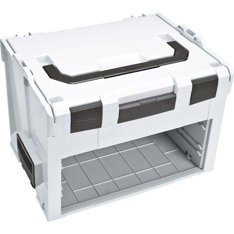 Boîte à outils vide Sortimo L-BOXX LS 306 600.001.0108 ABS (L x l x H) 445 x 358 x 332 mm 1 pc(s) S313641