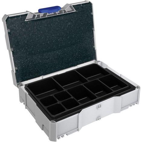 Boîte à outils vide Tanos systainer T-Loc I 80591220 plastique ABS (l x h x p) 396 x 105 x 296 mm 1 pc(s)