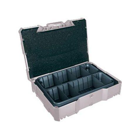 Boîte à outils vide Tanos systainer® T-Loc I Vario 2 80500003 plastique ABS (l x h x p) 396 x 105 x 296 mm 1 pc(s)