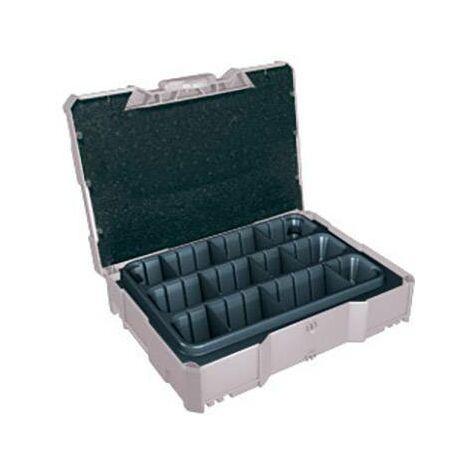 Boîte à outils vide Tanos systainer T-Loc I Vario 3 80500005 plastique ABS (l x h x p) 396 x 105 x 296 mm 1 pc(s)