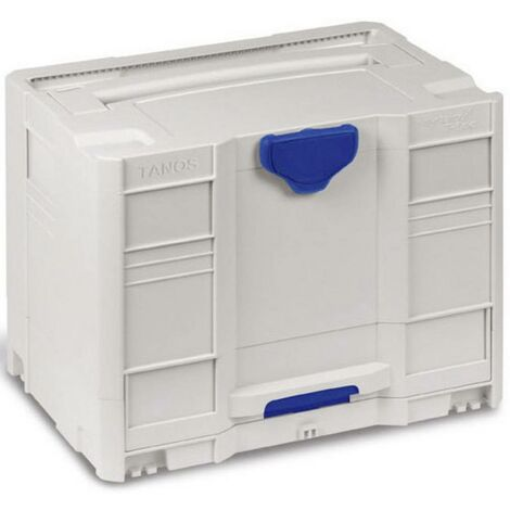 Boîte à outils vide Tanos systainer T-Loc SYS-Combi III 80101818 plastique ABS (l x H x P) 396 x 315 x 296 mm 1 pc(s)