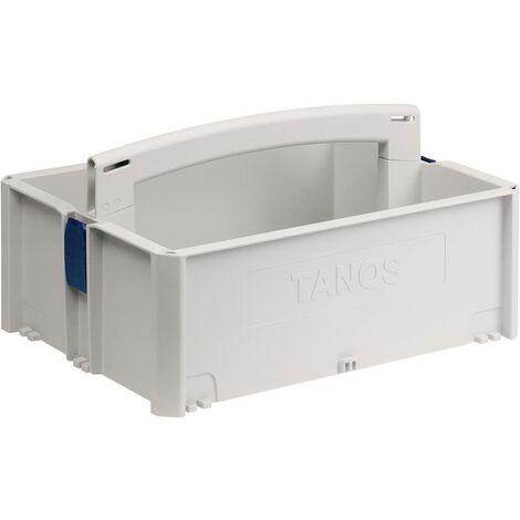 Boîte à outils vide Tanos systainer Tool-Box 1 80101211 plastique, ABS (L x l x H) 396 x 296 x 143 mm 1 pc(s)