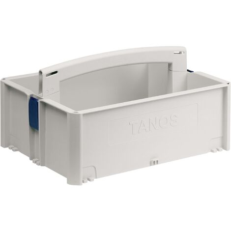 Boîte à outils vide Tanos systainer Tool-Box 1 80101211 plastique, ABS (L x l x H) 396 x 296 x 143 mm 1 pc(s) X697181