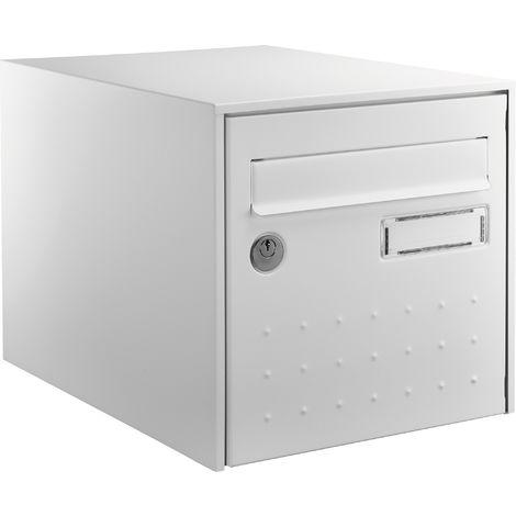 Boîte aux lettres double face - Steel Box DECAYEUX