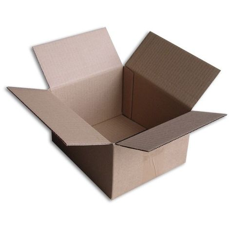 Boîte carton (N°15) format 210x180x120 mm