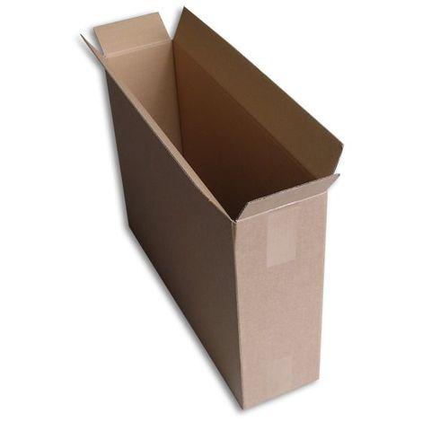 Boîte carton (N°68A) format 600x150x440 mm