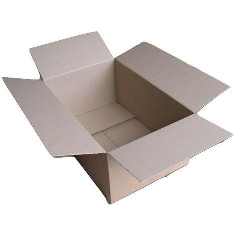 Boîte carton (N°70A) format 600x400x400 mm