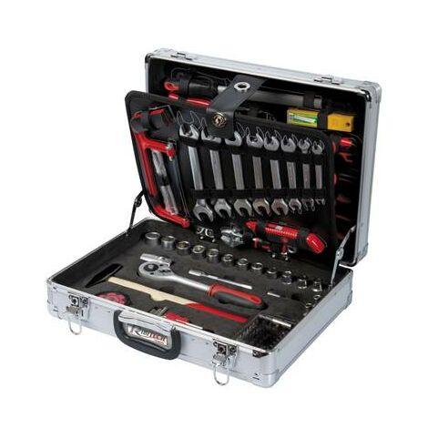 Boite coffre à outils complet 149 pieces livré en malette aluminium