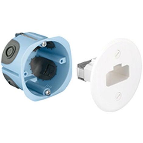 Boîte d'applique luminaire DCL air'métic Ø 54 mm