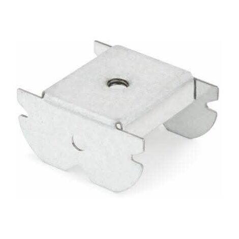 Boite de 100-Cavalier pivot pour suspente Filetage M Diam. mm L mm INDEX-HOCRM647 - -