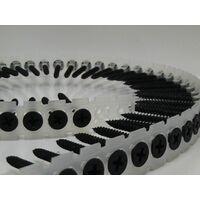 Boite de 1000 vis TTPC sur bande ISOTECH pour plaque plâtre - 3.5x45 - V11TTPC45BAND/V45