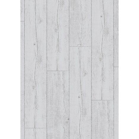 Boite de 16 lames auto-adhésives - 2,2 m² - Senso Rustic AS 6' White Pecan - Gerflor - White pecan
