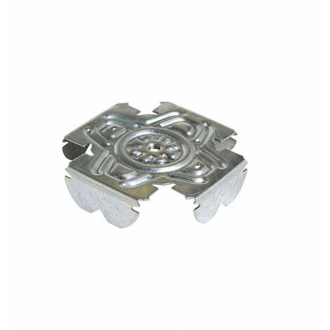 Boite de 20 croix solutions Semin pour fixation d'éléments dans l'ossature métallique