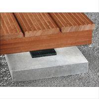 Boîte de 25 joints mousse isolant 100x100x8mm pour terrasse Spax