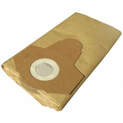 Boite de 3 sacs (310916-50889) (45120271) Aspirateur AQUAVAC, ALASKA, BLUESKY, EWT, GOBLIN, LEROY MERLIN