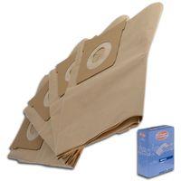 Boîte De 4 Sacs Microfibres 35601511 Aspirateur 35616 Aquavac Goblin Mac Allister Shop Vac Ai Tek Ewt Leroy Merlin