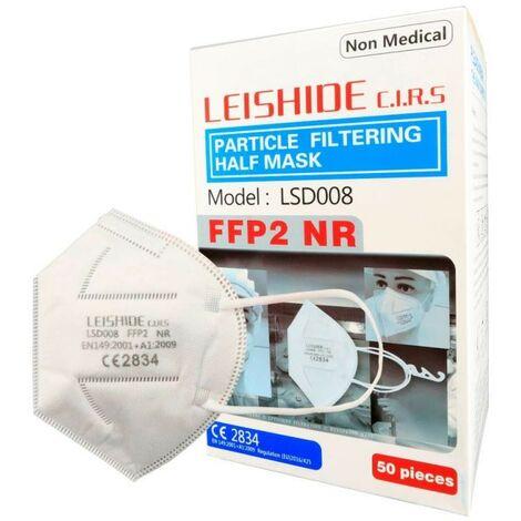 Boite de 50 masques respiratoire FFP2 NR - Portwest - WP252