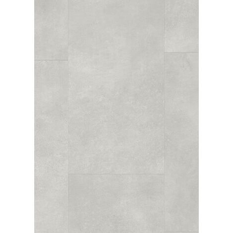 Boite de 8 dalles à clipser - 2,28 m² - Senso Clic 30 391x729 Pepper Light - Gerflor