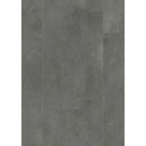 Boite de 8 dalles à clipser - 2,28 m² - Senso Clic 30 391x729 Streety Dark - Gerflor