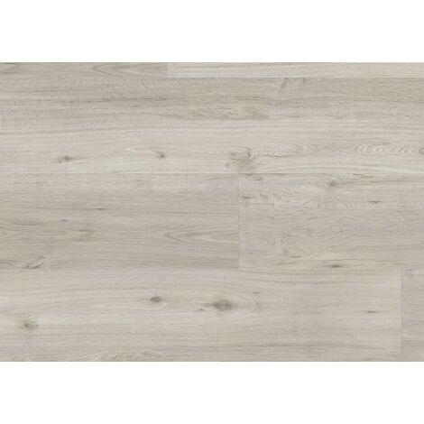 Boite de 8 lames à clipser - 2,12 m² - Senso Clic 30 214x1239 Columbia Pearl - Gerflor