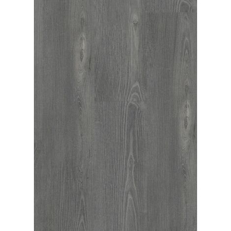 Boite de 8 lames à clipser - 2,12 m² - Senso Clic 30 214x1239 Tacana Grey - Gerflor
