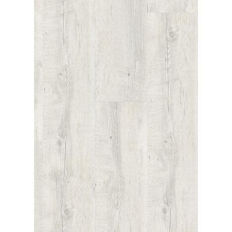 Boite de 8 lames à clipser - 2,12 m² - Senso Clic 30 214x1239 White Pecan - Gerflor