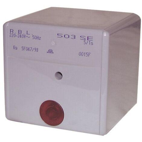 Boîte de contrôle 503 SE - RIELLO : 3001150