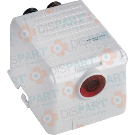 Boîte de controle 530 SE Réf. 3001156
