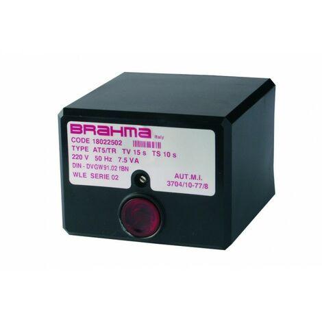 Boîte de contrôle AT5/TR - Réf 18022502