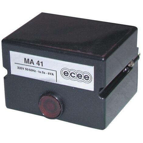 Boîte de contrôle CEM ECEE - MA 43 - ECEE : MA43.10M
