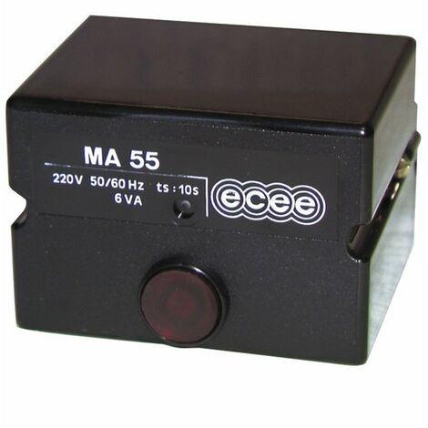 Boîte de contrôle CEM ECEE MA 55 - ECEE : MA55.10M