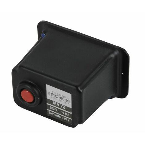 Boîte de contrôle CEM ECEE - MA 72 - ECEE : MA72.15M