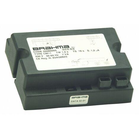 Boite de contrôle CM 11 - Réf 200 80005