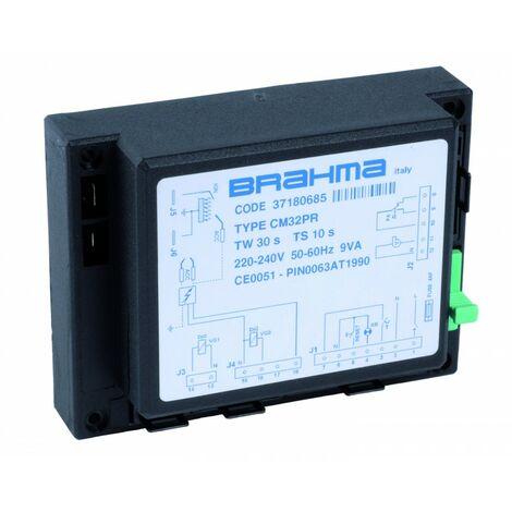 Boîte de contrôle CM 32 PR - Réf 37180685