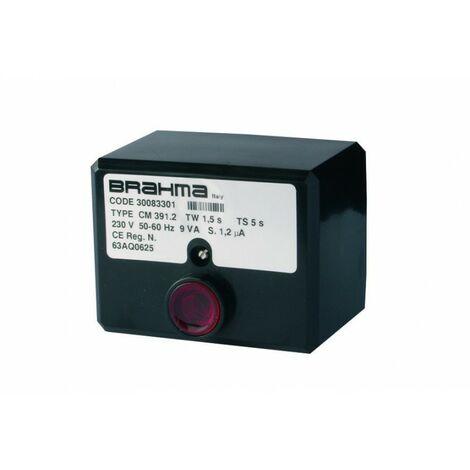 Boîte de contrôle CM 391-2 réf 30083301