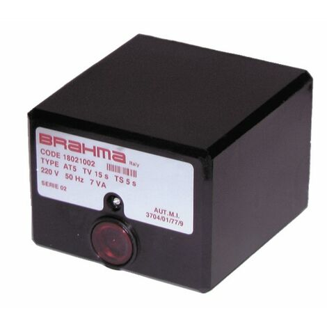 Boîte de contrôle CM391.2 EMAT - BRAHMA : 30184121