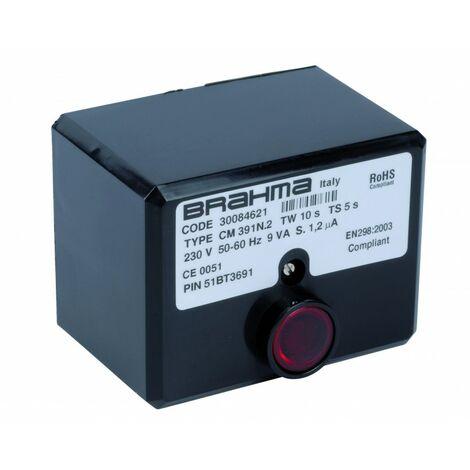 Boîte de contrôle CM391.2 réf 30084621