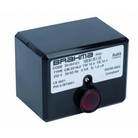 Boîte de contrôle CM391.2 réf 30184121