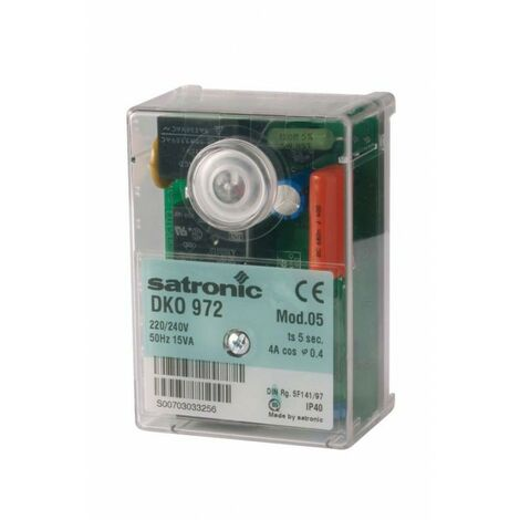 Boîte de contrôle DKO 974 mod.05
