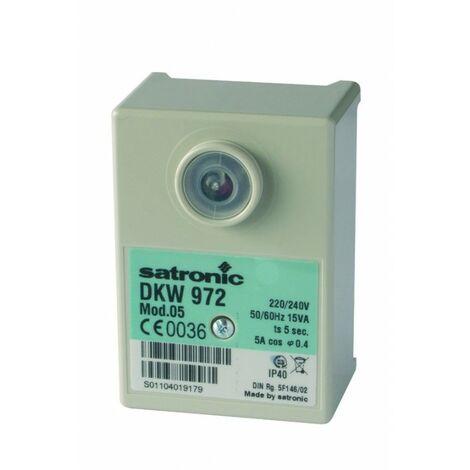 Boîte de contrôle DKW 972 mod.05