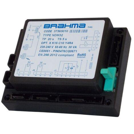Boîte de contrôle DM 32 - Réf 37565000