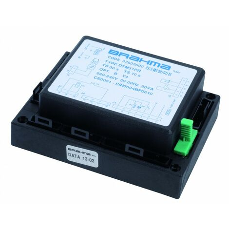 Boîte de contrôle DTM 31 - Réf 37605000