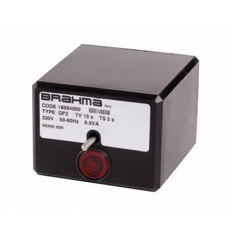 Boîte de contrôle GF2 S10